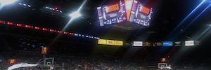 Mandalay Bay Events Center ofrece una experiencia visual mejorada con las pantallas Led de Daktronics