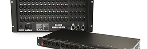 Allen & Heath GX4816 y DX012: expansores de audio remoto