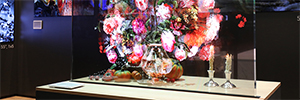LG presenta su nueva pantalla OLED Transparente que fusiona tecnología y diseño