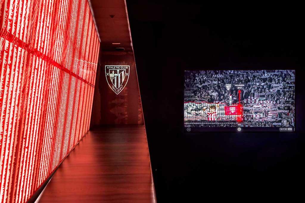El Athletic Club de Bilbao apuesta por la proyección de tiro