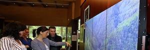 La Xunta de Galicia promueve sus parques naturales con innovación AV y realidad virtual