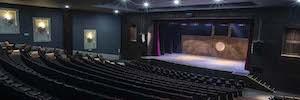 La tecnología de Bose Profesional aporta el sonido al nuevo Teatro Humanitas de México