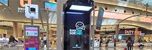 El Aeropuerto de Estambul instala quioscos interactivos con videoconferencia