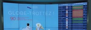 Userful gestiona la red de señalización digital e información del Aeropuerto de Toulouse-Blagnac