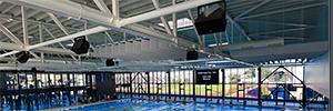 Los sistemas de sonido de Work Pro brindan ocio y seguridad a un complejo de piscinas de Croacia