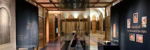 APD pone su sello técnico y museográfico al nuevo símbolo cultural de Abu Dabi: Qasr Al Watan