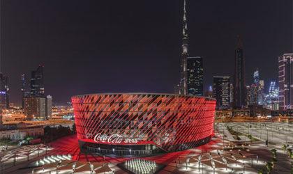 Tripleplay Coca-Cola Arena Dubai