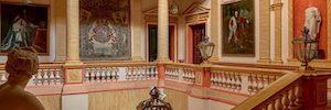 APD diseña una experiencia sensorial inmersiva para la visita al público del Palacio de Liria