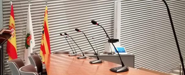 Fonestar instala sus soluciones de megafonía en el salón de ...