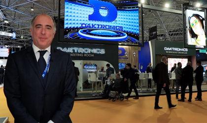 Daktronics ISE 2020, Ivan del Rio