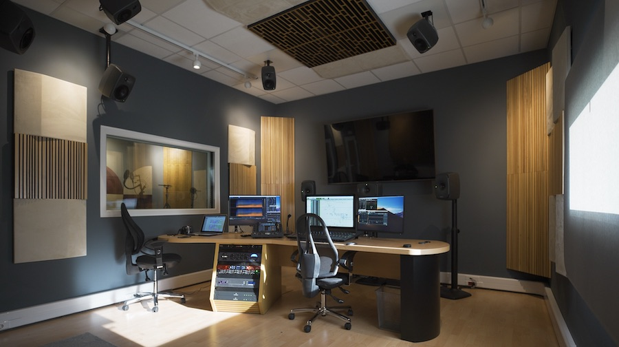 Audio Lisbon Bets On Its Immersive Audio Room For Genelec Technology