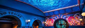 Analog way acuario St Louis de-zyn studios