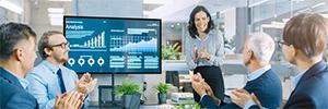 Earpro suma a su oferta las pantallas profesionales de digital signage y Led de PPDS