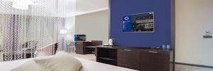 PPDS ofrece una experiencia innovadora con sus nuevos Philips MediaSuite para hospitality