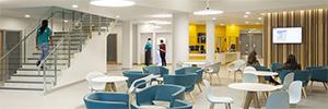 El centro oncológico Clatterbridge optimiza la estancia de los pacientes con PPDS