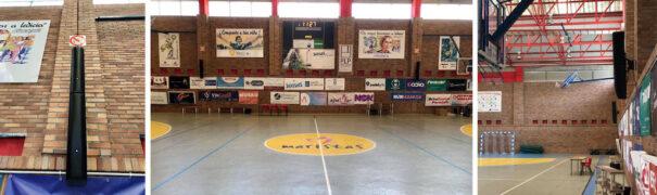 Colegio maristas Orense JBL Earpro