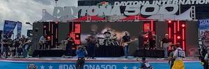 Daytona 500 elation cms productions