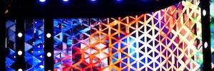 Mvision palacio congreso paris unilumin brompton tech
