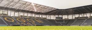 Estadio Florian Krygier RCF Tommex