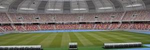 Estadio Madre de Ciudades Audinate