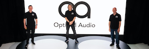 audio-Technica Optimal Audio Dom Harter Tim Carroll yMatt Rowe