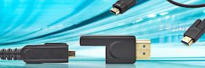 Sommer Cable aporta una instalación HDMI segura y sencilla con fibra óptica