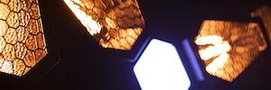Portman Lights Mantis Stonex