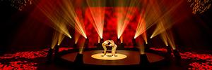 Robe T2 Profile responde a los retos de los profesionales de la iluminación