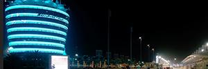 El Circuito de Baréin se convierte en el 'faro' del deporte del motor