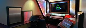 Visionary lleva la tecnología IP al centro espacial Christa McAuliffe