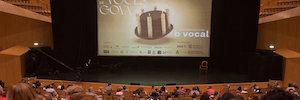 Voces de Goya DG Visuals Christie