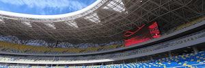 Estadio Xian EZpro Powersoft