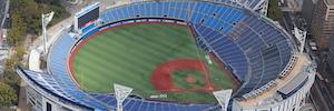 Estadio Yokohama RFC audio