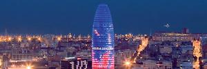 Protopixel torre Glories Agbar Simon