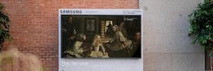 Samsung The Terrace Museo del Prado