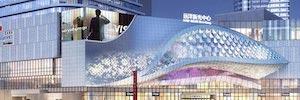 Daktronics Yuanyang Ledi Sino-Ocean