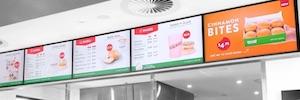 Krispy Kreme Signagelive